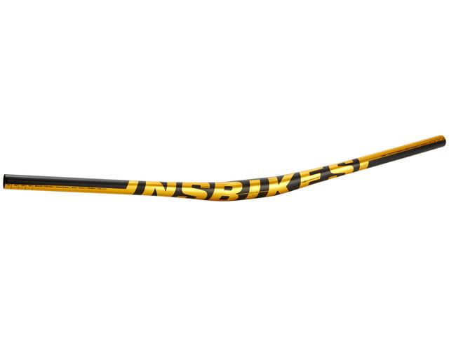 NS Bikes Evidence Lite Styr Ø31,8mm sort/guld